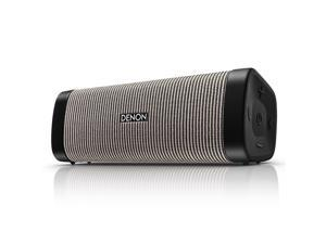"Denon DSB-250BT Envaya Portable Bluetooth 8.25"" Speaker (Gray)"