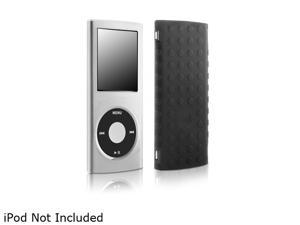 DLO Outfitters HybridShell for iPod nano 4G (Clear/Black) DLA7102817