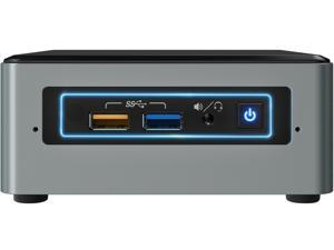 Intel NUC (Next Unit of Computing) BOXNUC6CAYH Black Barebone Systems - Mini / Booksize