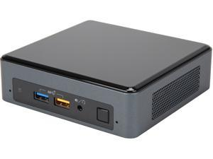 Intel NUC (Next Unit of Computing) BOXNUC8i3BEK1 Black Mini / Booksize Barebone System