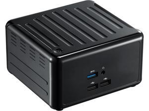 ASRock AMD Barebone 4X4 BOX-R1000M Faned Embedded BOX PC (Includes AMD Ryzen R1606G CPU)