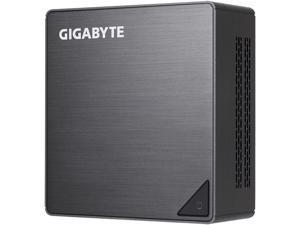 GIGABYTE BRIX GB-BLCE-4105-BW Mini / Booksize Barebone System