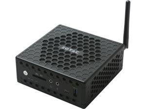 ZOTAC ZBOX C Series CI329 Nano Passive Cooled Silent Mini PC Barebones System - ZBOX-CI329NANO-U