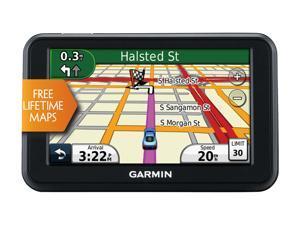 "GARMIN 4.3"" GPS Navigation w/ Lifetime Map Updates"