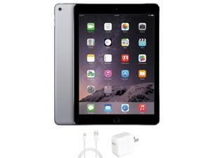"Apple iPad Air MD785LL/B Apple A7 16 GB Flash Storage 9.7"" 2048 x 1536 Tablet PC Space Gray"