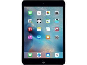 """Apple iPad Mini 2 ME276LL/A Apple A7 16 GB Flash Storage 7.9"""" 2048 x 1536 Tablet PC Space Gray"""