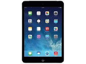 "Apple iPad Mini 2 ME276LL/A 16 GB Flash Storage 7.9"" Tablet PC iOS Space Gray"