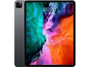 "Apple iPad Pro (4th Generation) Wi-Fi MXAT2B/A Apple A12Z Bionic 6 GB Memory 256 GB 12.9"" 2732 x 2048 Tablet PC iOS Space Gray"