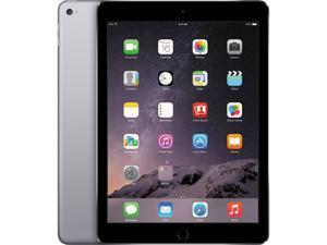 "Apple iPad Air 2 MGL12LL/A Apple A8X 16 GB Flash Storage 9.7"" 2048 x 1536 Tablet PC Space Gray"