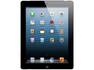 Apple iPad with Retina Display 4th Gen (16 GB) with Wi-Fi + AT&T 4G LTE - Black - Model #MD516LL/A