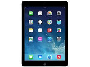 "Apple iPad Air MD785LL/A Apple A7 1 GB Memory 16 GB 9.7"" 2048 x 1536 Tablet WiFi Only iOS 7 Space Gray"