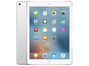 "Apple iPad Pro Apple A9X 32 GB Flash Storage 9.7"" 2048 x 1536 Tablet iOS 9 Silver"