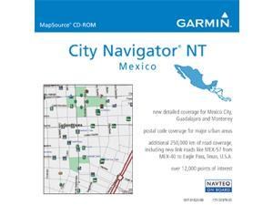 GARMIN microSD data card, City Navigator Mexico NT