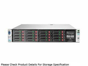 HP ProLiant DL380p Gen8 Rack Server System 2 x Intel Xeon E5-2660 2.2GHz 8C/16T 32GB (4 x 8GB) DDR3 No Hard Drive 670853-S01