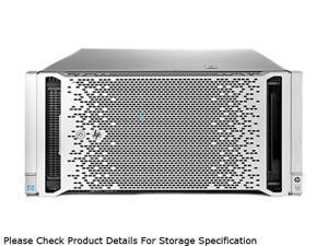 2X Trays Included 64GB DDR3 2X Intel Xeon E5-2630L V2 2.4GHz 6C Onboard RAID HP ProLiant BL460c G8 2-Bay SFF Blade Server Certified Refurbished
