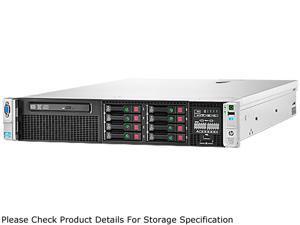 HP ProLiant DL380p Gen8 Rack Server System 2 x Intel Xeon E5-2690 2.9GHz 32GB DDR3-1600 742818-S01
