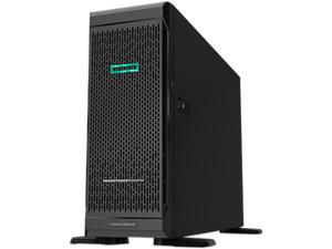 HPE ProLiant ML350 G10 Tower 4LFF NHP S100i 500W PS Sub-Entry Tower Server Intel Xeon Scalable 8GB 877619-001