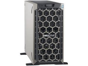 Dell EMC PowerEdge T440 5U Tower Server - 2 x Intel Xeon Silver 4110 Octa-core (8 Core) 2.10 GHz - 32 GB Installed DDR4 SDRAM - 1 TB (1 x 1 TB) Serial ATA/600 HDD - 12Gb/s SAS, Serial ATA/600 Contr...