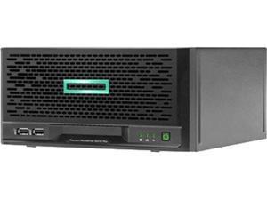 HPE ProLiant MicroServer Gen10 Plus E-2224 S100i 4LFF-NHP 180W External PS Server