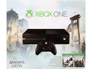 Microsoft Xbox One Assassin's Creed Unity Bundle
