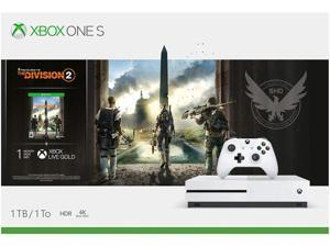 Newegg.com deals on Xbox One S 1TB Console w/Tom Clancys The Division 2 Bundle