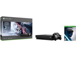 Microsoft Xbox One X 1TB Star Wars Jedi: Fallen Order Bundle - Black