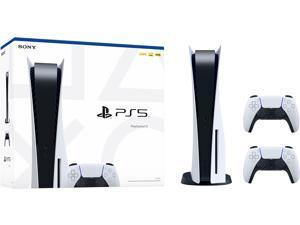 PS5 Bundle - Includes PS5 Console and One Extra DualSense 5 Controller