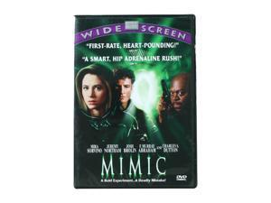 Mimic (1997) / DVD Mira Sorvino, Jeremy Northam, Alexander Goodwin, Giancarlo Giannini, Charles S. Dutton