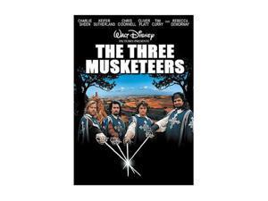 THREE MUSKETEERS (DVD/2.35/DD 5.1)