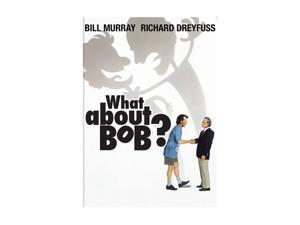 BUENA VISTA HOME VIDEO WHAT ABOUT BOB (DVD/FF 1.85/ENG-FR-DUB) D18362D