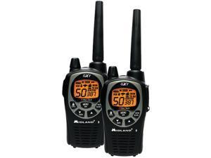 Midland Up to 36 Mile Two-Way Radio, Black GXT1000VP4