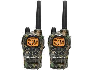 MIDLAND GXT1050VP4 50-Channel 36-Mile Waterproof 2-Way GMRS Radio (Pair)