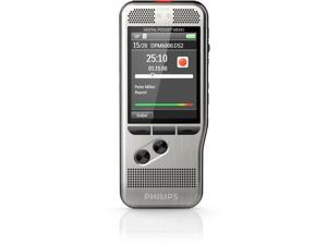 Philips Pocket Memo Voice Recorder with SpeechExec Workflow Software