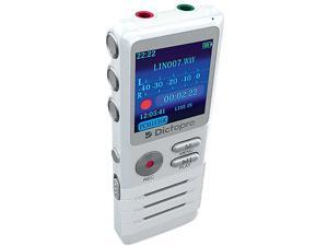 Digital VoiceActivated Recorder Easy Lectures/Meetings HD Recording