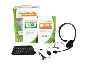 Microsoft XBOX Live 12 Month Gold Starter Pack