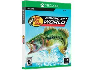 Bass Pro Shops Fishing World SIM - Xbox One