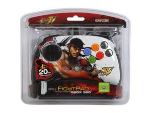 Mad Catz Official Street Fighter IV FightPad for Xbox 360 - Ryu
