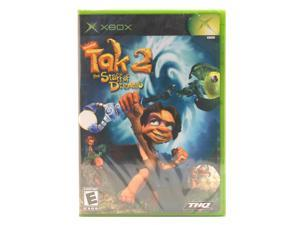 Tak 2: The Staff of Dreams XBOX Game THQ