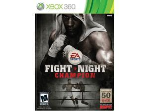 Fight Night Champion Xbox 360 Game