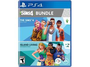 The Sims 4 & Island Living Expansion Bundle - Xbox One