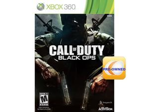 PRE-OWNED Call of Duty: Black Ops Xbox 360