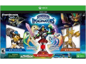 Skylanders Imaginators Starter Pack Xbox 360 Video Games