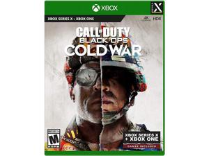 Call Of Duty:black Ops Cold War - Xbox Series X Games