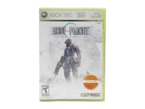 Lost Planet Extreme Condition Xbox 360 Game