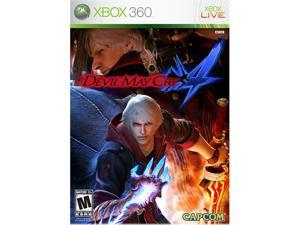 Devil May Cry 4 Xbox 360 Game
