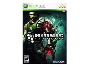 Bionic Commando Xbox 360 Game