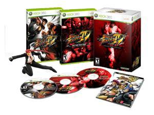 Street Fighter IV Collector Edition Xbox 360 Game