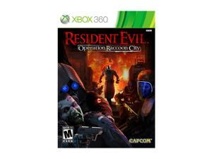 Resident Evil: Operation Raccoon City Xbox 360 Game