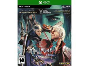 Devil May Cry 5 Special Edition - Xbox Series X Games