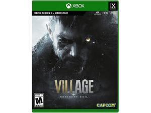 Resident Evil Village - Xbox Series X Games